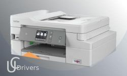 Brother MFC-J1300DW Driver Download