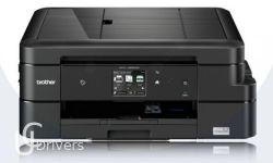 Brother MFC-J985DW Driver Software Download