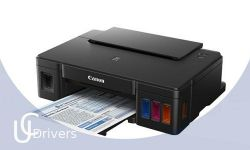 Canon Pixma G1000 Drivers Printer Series
