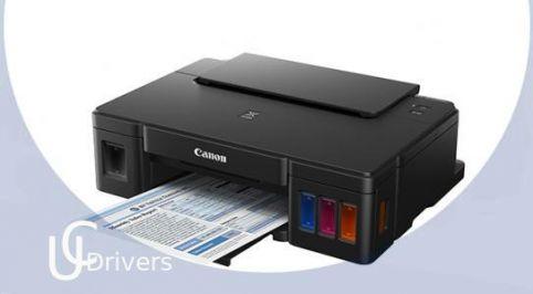 Canon Pixma G1000 Drivers Printer Series