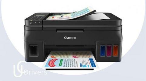 Download Canon Pixma G4200 Driver Printer