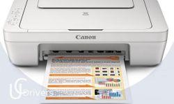 Canon Pixma MG2520 Driver Printer Downloads