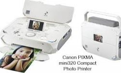 Canon Pixma Mini320 Driver Printer