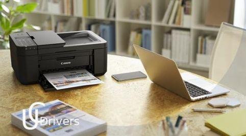 Canon Pixma TR4522 Drivers Downloads