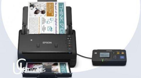 Download Scanner Driver Epson WorkForce ES-500W