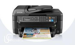 Driver Epson WorkForce WF-2650 Printer