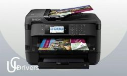 Driver Printer Epson WorkForce WF-7720 Download