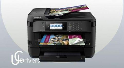 Driver Printer Epson WorkForce WF-7720 Download
