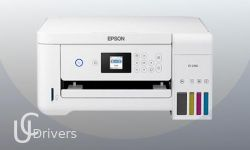 Epson Ecotank ET-2760 Driver and Software Download