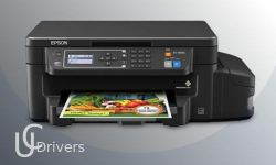 Epson Ecotank ET-3600 Driver Printer Download