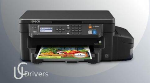 Epson Ecotank ET-3600 Driver Printer Download