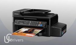 Epson Ecotank ET-4500 Driver and Software Download