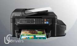 Epson Ecotank ET-4550 Driver Printer Download