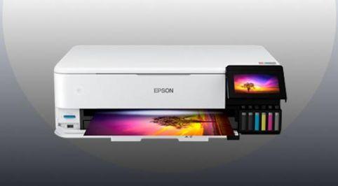 Epson EcoTank ET-8550 Full Driver Printer Software Download