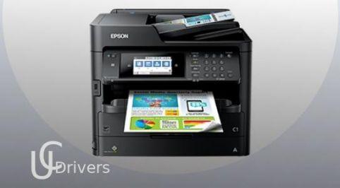 Epson Ecotank ET-8700 Driver Software Download