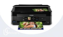 Epson Expression Home XP-310 Driver and Software Download
