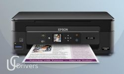 Epson Expression Home XP-340 Driver Software Download