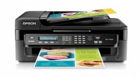 Epson WF-2520 Driver Printer