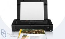Epson WorkForce 100 Driver Download