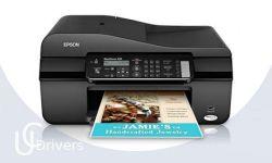 Epson WorkForce 320 Driver Printer Download