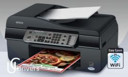 Epson WorkForce 325 Driver and Software Download