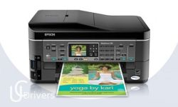 Epson WorkForce 545 Driver Printer Download