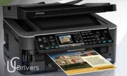 Epson WorkForce 645 Driver Printer Download