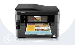 Epson WorkForce 845 Driver and Software