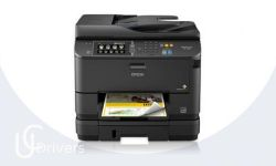 Epson WorkForce Pro WF-4640 Driver Printer Download