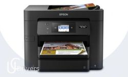 Epson WorkForce Pro WF-4730 Driver and Software