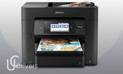 Epson WorkForce Pro WF-4740 Driver Software Download