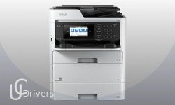 Epson WorkForce Pro WF-C579R Driver Printer Download