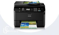 Epson WorkForce Pro WP-4530 Driver and Software Download