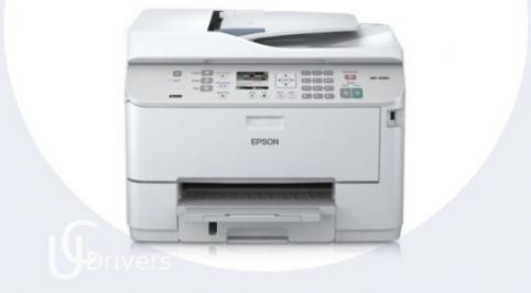 Epson WorkForce Pro WP-4590 Driver Printer Download