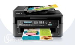 Epson WorkForce WF-2520 Driver and Software Download