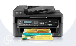 Epson WorkForce WF-2530 Driver Printer Download