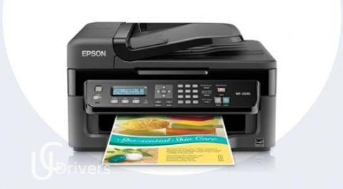 Epson WorkForce WF-2530 Driver Printer Download