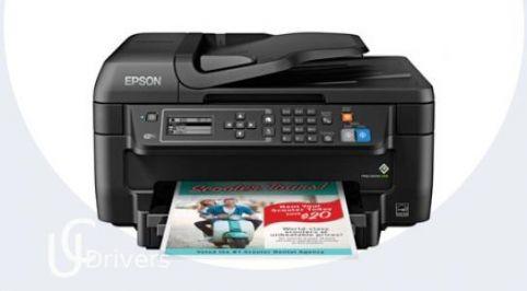 Epson WorkForce WF-2750 Driver Printer Download