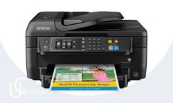 Epson WorkForce WF-2760 Driver and Software Download