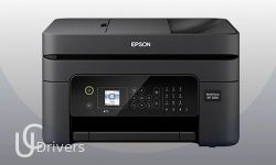 Epson WorkForce WF-2830 Driver and Software Download