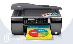 Epson WorkForce WF-310 Driver Download