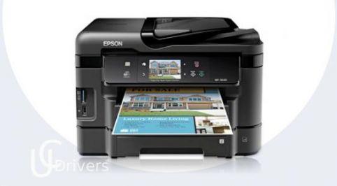 Epson WorkForce WF-3540 Printer Driver Download