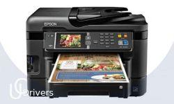 Epson WorkForce WF-3640 Printer Driver Download