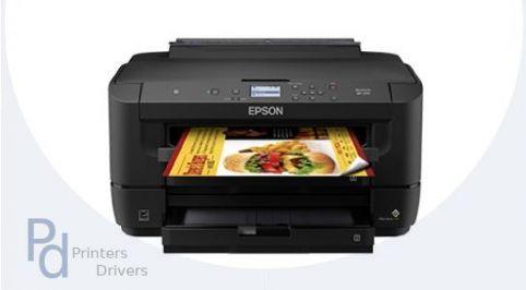 Epson WorkForce WF-7210 Driver Download