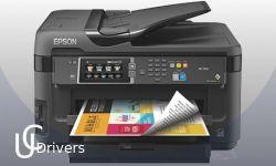 Epson WorkForce WF-7610 Printer Driver Download