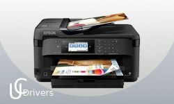 Epson WorkForce WF-7710 Driver Download