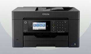 Epson WorkForce WF-7820 Printer Driver Download