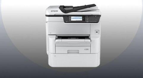 Epson WorkForce WF-C878R Printer Driver Download