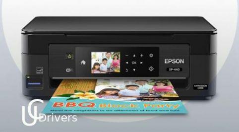 Epson XP-440 Driver Printer Download