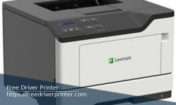 Lexmark B2546 Printer Drivers Downloads
